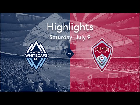 Highlights: Whitecaps FC vs. Colorado Rapids