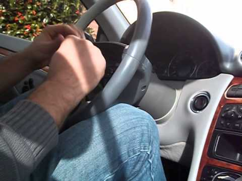 removing or replacing airbag  steering wheel  clock spring