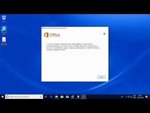 Erro Código 1935 Com Instalação Microsoft Office 2013 E 2016 No Windows 10 - (Error Code 1935)