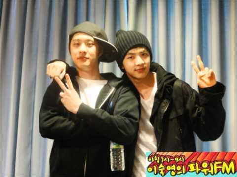 MBLAQ Cheondung afraid of Seungho