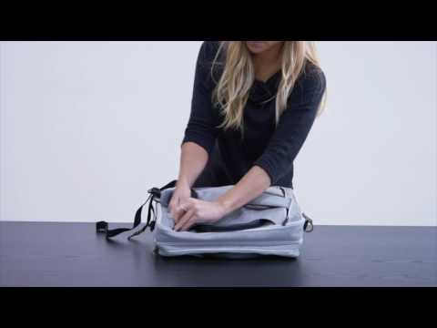 Hackpack: The World's Best Convertible Laptop Bag