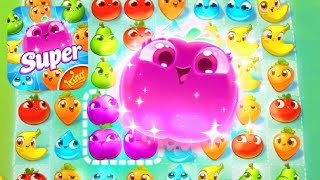 Farm Heroes Super Saga - Gameplay (Android, iOS) screenshot 3