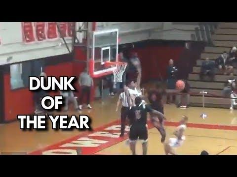 DUNK of the YEAR?! Daylen Wilson INSANE POSTER DUNK! High Schooler!