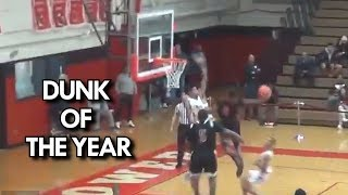 DUNK of the YEAR?! Daylen Wilson INSANE POSTER DUNK! High Schooler! thumbnail