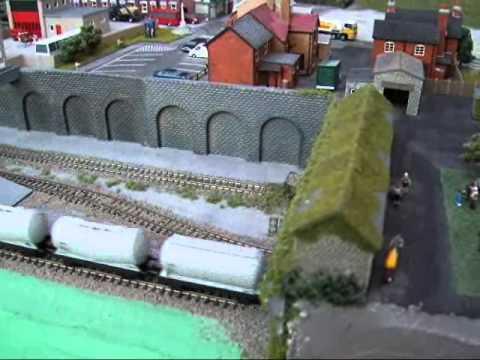 Rockley Bay – British N Gauge Model Railway