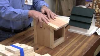 04-16-11 Birdhouse Construction By Gerry Jones (33m34s)