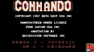 Commando APPLE II - 57,900