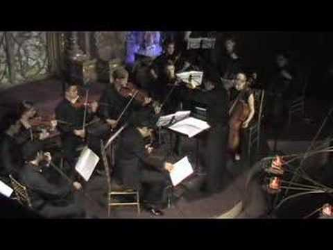 Metropolis Ensemble: Dorman Concerto (pt. I)