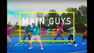"6ix9ine, Nicki Minaj - ""FEFE"" (Official Dance Video) 