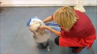 Gipsform selber herstellen * making a plaster mold