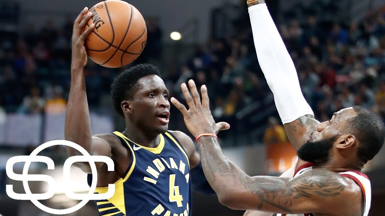 Cleveland Cavaliers' 13-game win streak snapped thanks to Pacers' Victor Oladipo | ESPN
