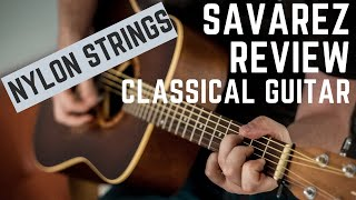 Review Savarez Alliance Cantiga Nylon Strings