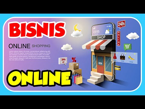 Makalah Bisnis Online Shop Marketing
