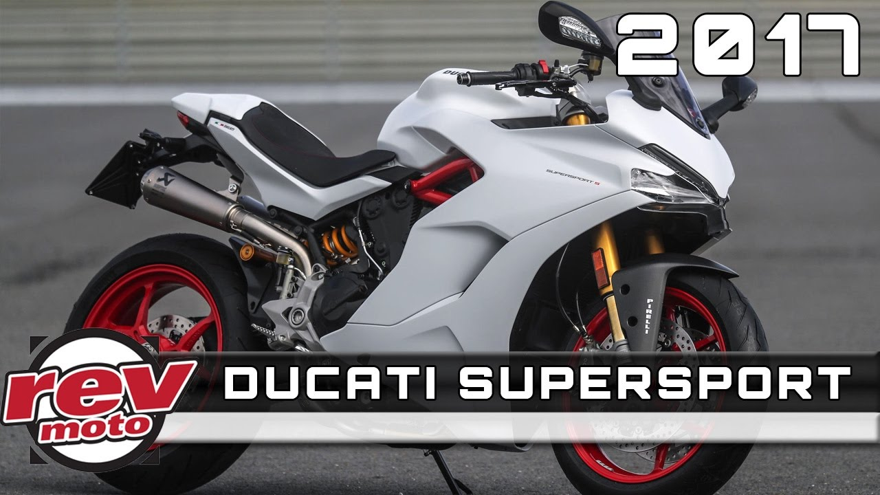 2017 ducati supersport review rendered price specs release date