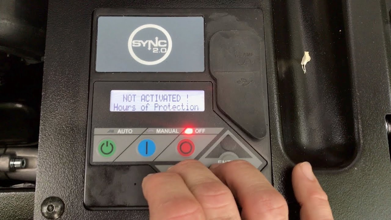 How to Activate/ Reset Not Activated Evolution Controller Generac/  Honeywell/ Eaton/ Seimens