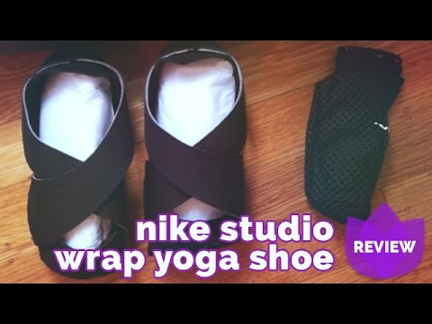 Nike Studio Wrap Review: Nike Yoga Shoes (Nike Bar Method and Nike Ballet Shoes)