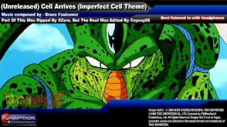Imperfect Cell Arrives (Piccolo Vs.17 Fight) - [Faulconer Productions]