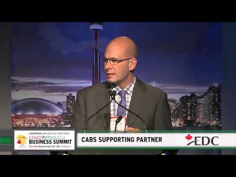 CABS, Looking Forward Session with Todd Winterhalt, Group Vice President, EDC