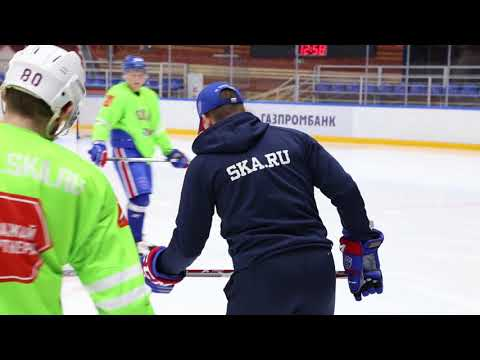 Мастер-класс для тренеров по хоккею  С.В. Якимовича «Основы силового катания».