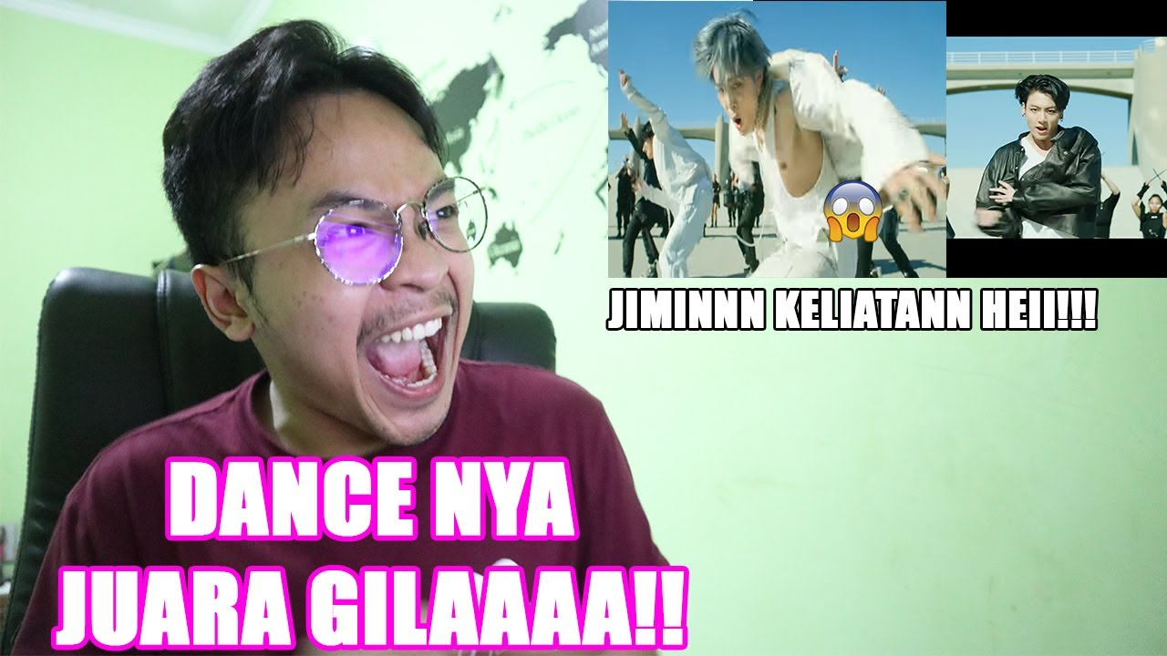 HAMIL ONLINE KALIAN!! BTS - ON 'Kinetic Manifesto Film : Come Prima' MV REACTION! MyTub.uz