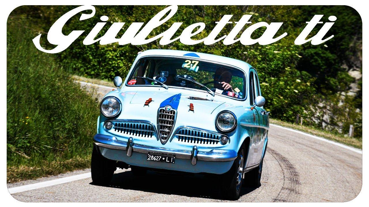 Giulietta Ti: Italy's Favorite