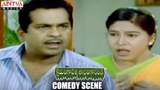 Video Kshemanga Velli Labanga Randi Comedy Scenes - Brahmanandam & Kovai Sarala Comedy download MP3, 3GP, MP4, WEBM, AVI, FLV November 2017