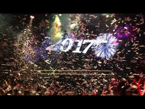Coco Bongo, Cancun 2017 countdown
