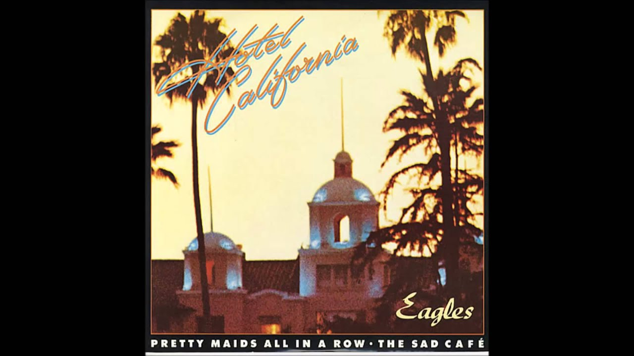 Hotel california eagles cover solo antonio farris youtube for Hotel california