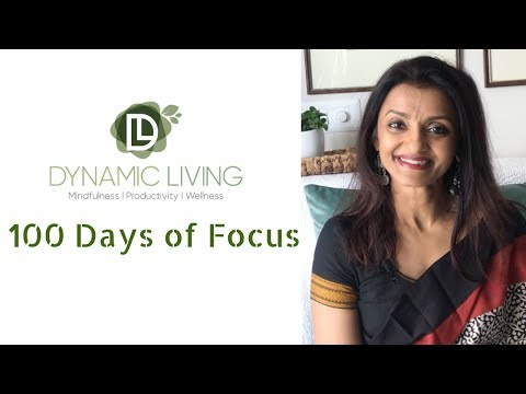 What is 100 Days of Focus?