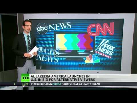 Al Jazeera America: more of the mainstream or viable alternative?