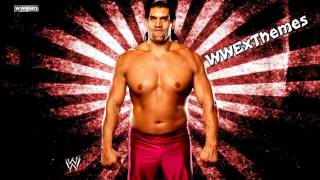 "WWE The Great Khali 3rd Theme Song - ""Land of Five Rivers"" + Download Link"