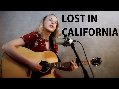 Lost in California by Little Big Town - Cover by Hannah Gazso