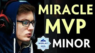 MIRACLE PERSPECTIVE — how he carried NIGMA on WePlay! Bukovel Minor 2020
