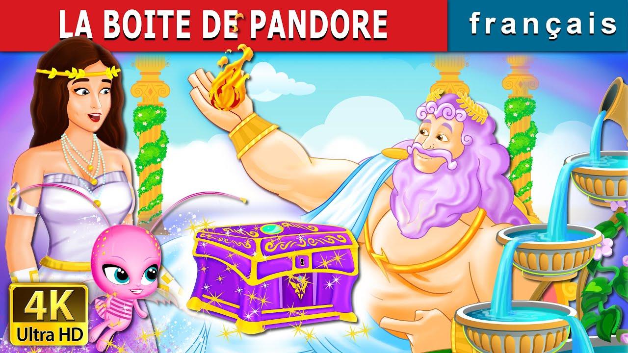 Download LA BOITE DE PANDORE   Pandora's Box Story   Contes De Fées Français