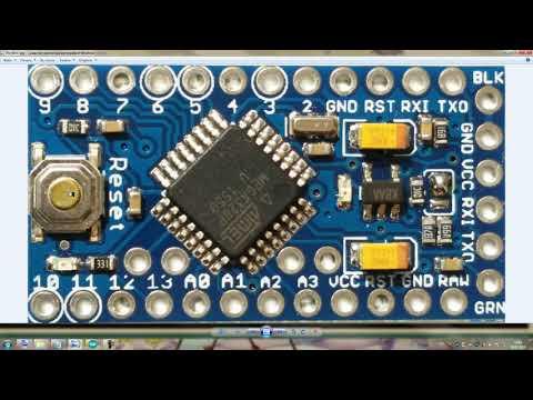 Arduino Pro Mini Watchdog Timer проблема автоматический RESET СБРОС Reboot Loop
