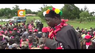KANU Senator wants Harambees ban lifted