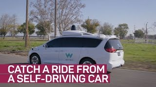 Google's Waymo wants you to test its self-driving cars