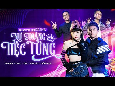 @Nam Lầy x @Lena Official x Triple D x LoR – Nữ Hoàng Tiệc Tùng [Official MV] | Garena Free Fire