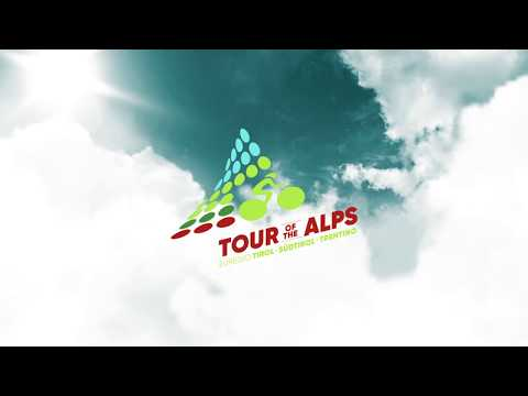 Tour of the Alps 2018: the Route!