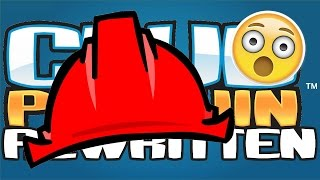 How to get the Red Hard Hat in cpr!! (Club Penguin Rewritten)