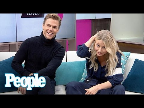 Derek Hough Reveals His Most Embarrassing 'Dancing With the Stars' Moment  People NOW  People