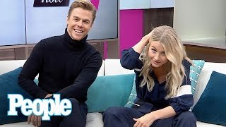Derek Hough Reveals His Most Embarrassing 'Dancing With the Stars' Moment | People NOW | People