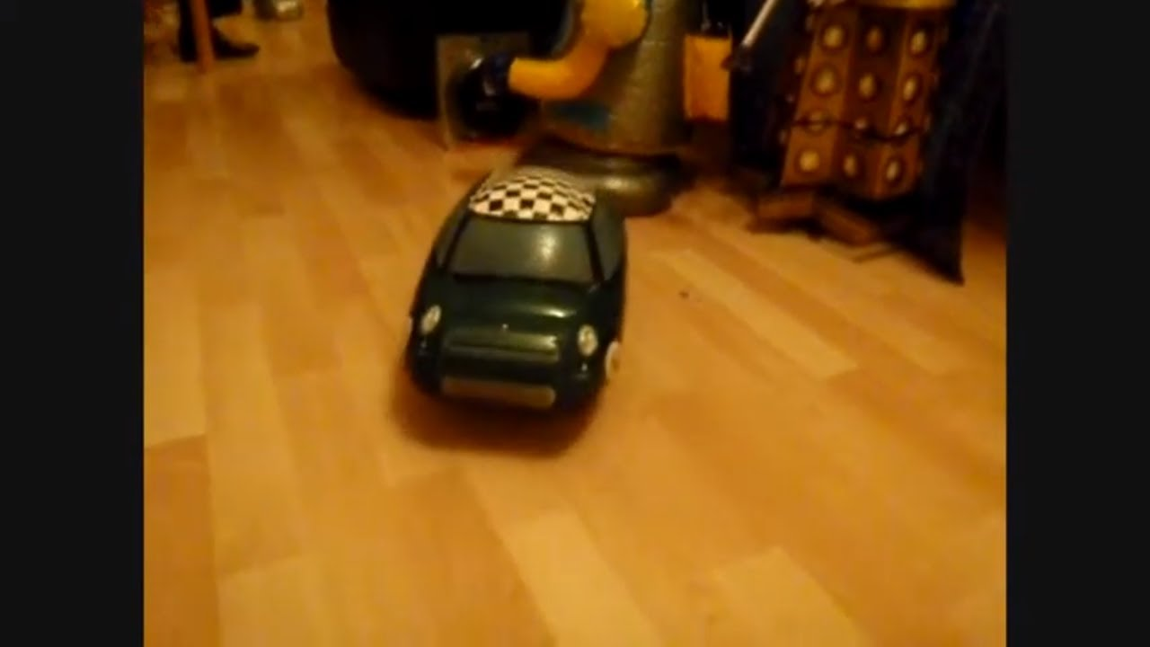 inflatable R/C car