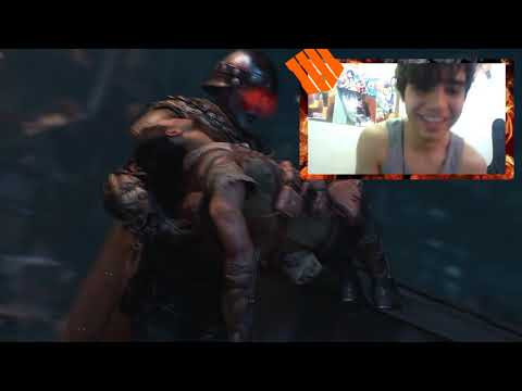 REACCIÓN TRAILER BLOOD OF THE DEAD | CALL OF DUTY BLACK OPS 4 ZOMBIES