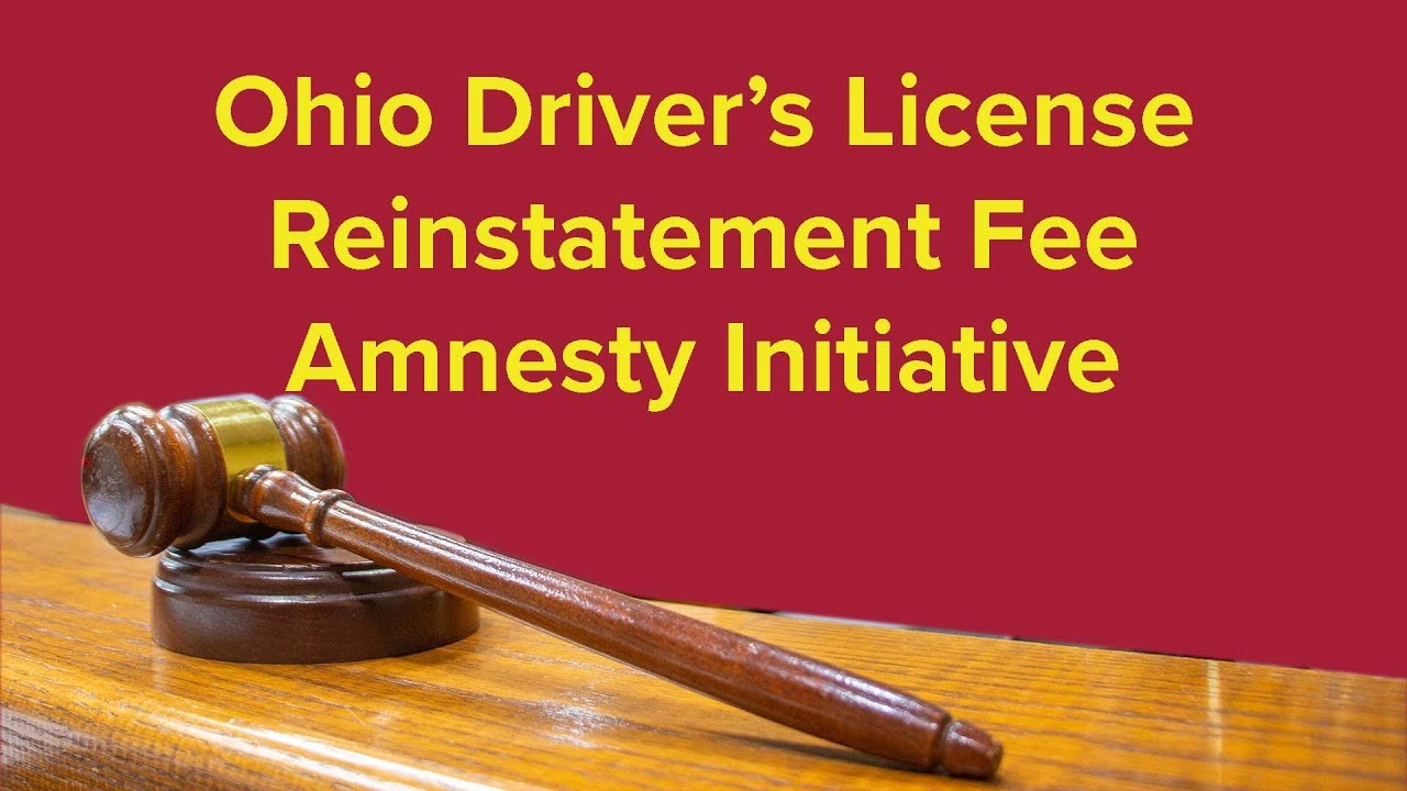 Ohio Lawyer Feature: Perry County Driver's License Reinstatement Clinic