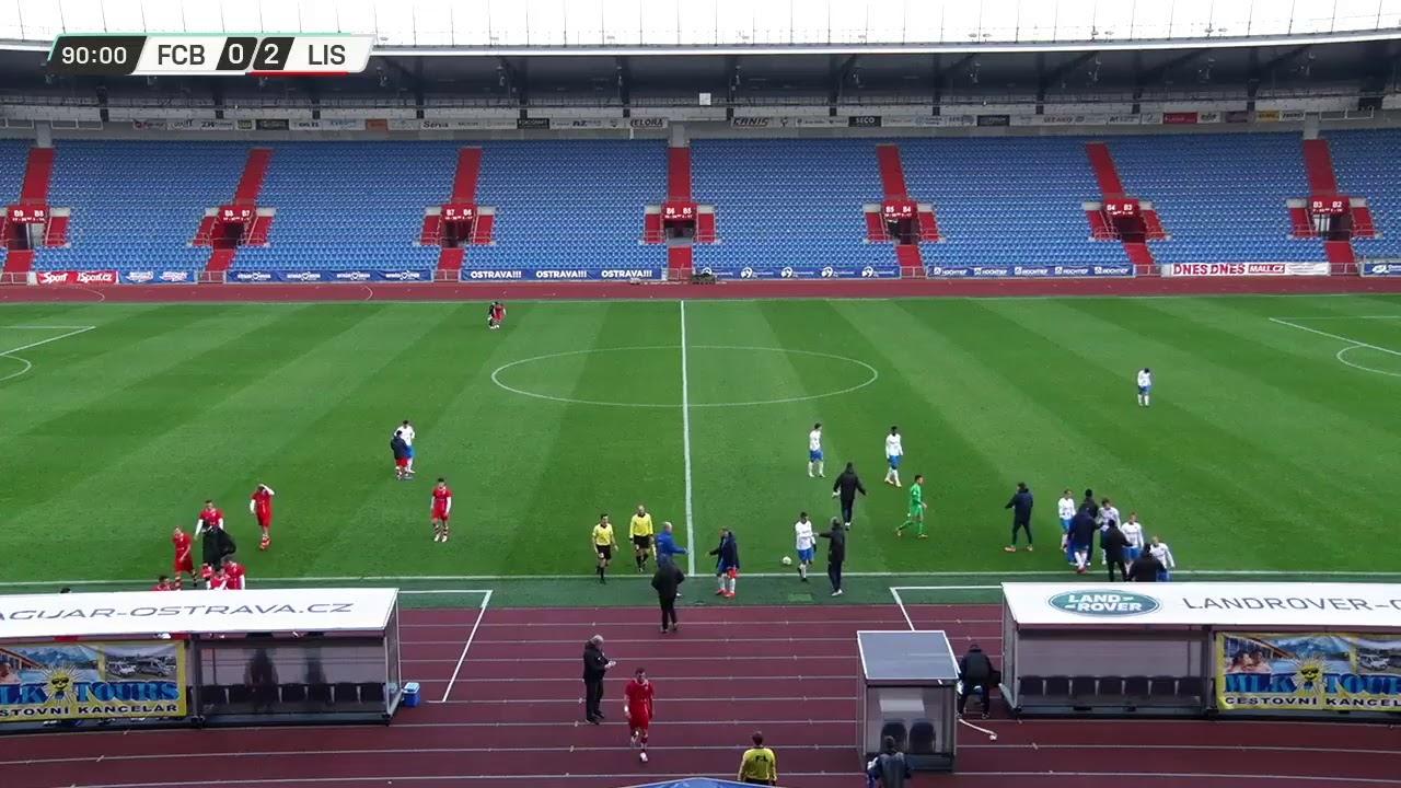 ZÁZNAM | FC Baník Ostrava - SK Líšeň