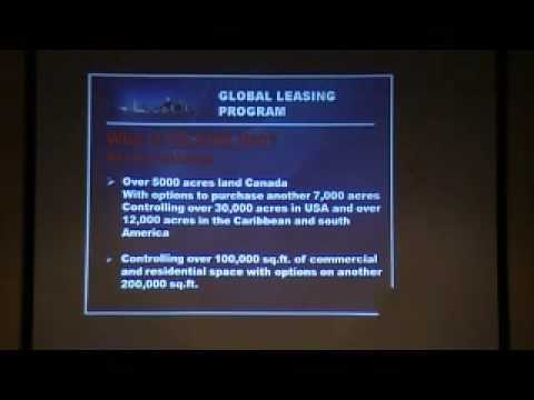 Global Leasing Program (Part 1) - Real Estate Business Building System