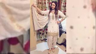 Latest Patiala Salwar Suit -Punjabi Dresses Design 428 - For all women