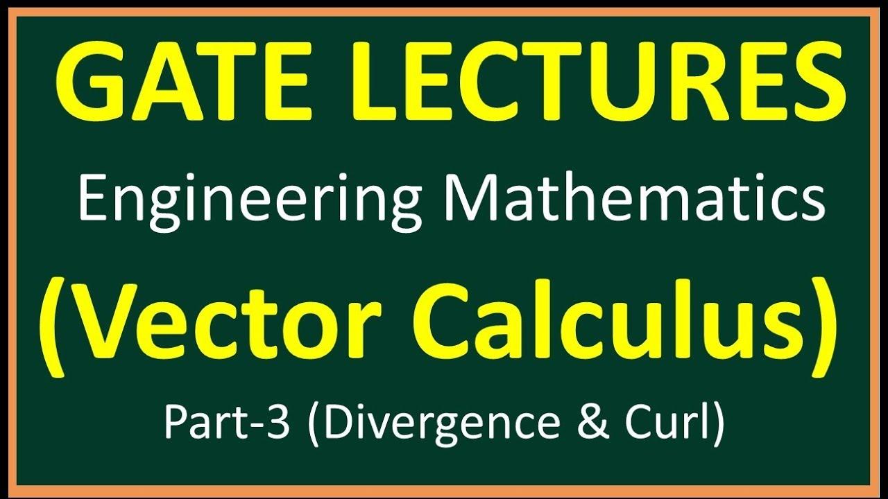 engineering mathematics vector calculus pdf