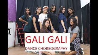 KGF: Gali Gali | Neha Kakkar || Dance Choreography || Mohit Jain || Viral Dance Studio